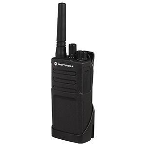Motorola UHF Radio, 2-Watt, 8-Channel