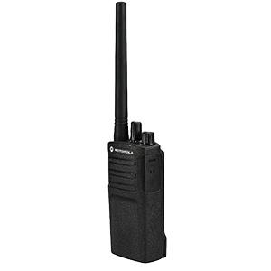 Motorola VHF Radio, 2-Watt, 8-Channel