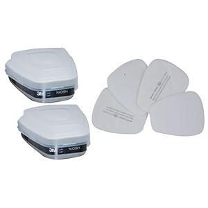 Multi-Use Respirator Replacement Cartridges
