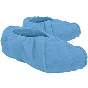 Disposable Shoe Covers with Elastic Opening