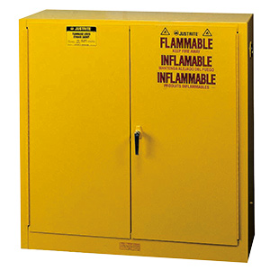 Flammable Liquid Storage Cabinet 30 Gallon Capacity