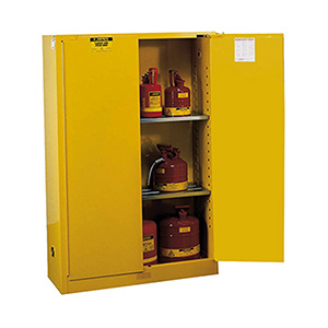 Flammable Liquid Storage Cabinet 45 Gallon Capacity