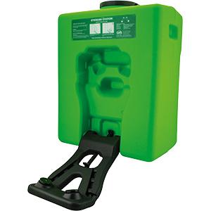 Emergency Eyewash Station Portable 9-Gallon Capacity