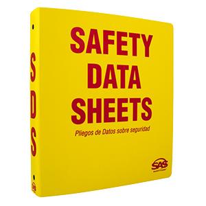 SDS Compliance Binder