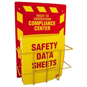 SDS Compliance Binder & Holder