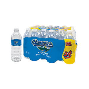 Bottled Water 16.9 Ounces Case of 24