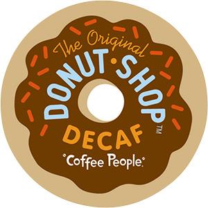 Donut Shop Original K-Cup Decaf