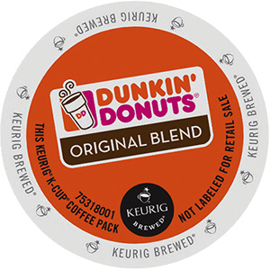 Dunkin Donuts Original Blend K-Cup