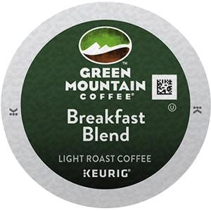 Green Mountain Breakfast Blend K-Cup