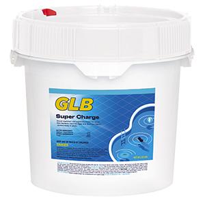 GLB Super Charge Calcium Hypochlorite Granular 25 lb Bucket