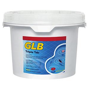 "GLB Triple Tab 3"" Chlorinating Tablets"
