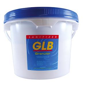 GLB Dichlor Stabilized Granular Chlorine 25 lb Bucket