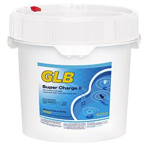 GLB Blended Granular Chlorine Super Charge II 25 lb Bucket