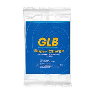 GLB Super Charge Calcium Hypochlorite Granular 1 lb Bag