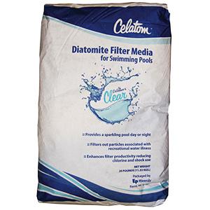 General Filtration DE Filter Powder 25 lb Bag