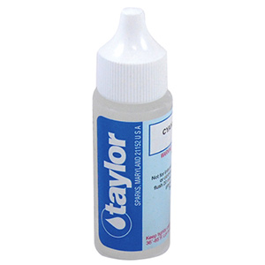 Taylor Replacement Reagents Cyanuric Acid R-0013