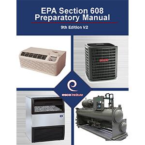 ESCO Institute EPA Certification Preparatory Manual English