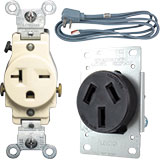 Appliance Cords & Receptacles