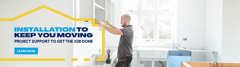 Lowe's Pro Supply Installation