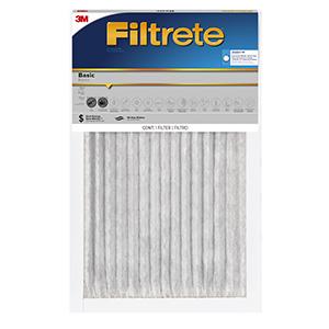 10X24X1 Pleated AC Filters CS/18 MERV 5