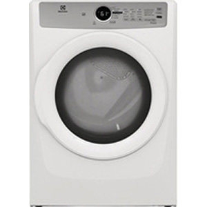 Frigidaire White 8.0 Cu Ft Electric Dryer