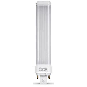 Feit LED PL Bulb 4100K Horizontal Mount
