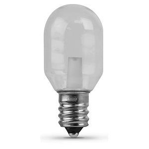 Feit LED T6 Bulb 3000K Candelabra Base