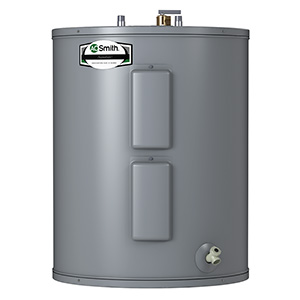 A.O. Smith Signature 40 Gallon Low-Boy Electric Water Heater