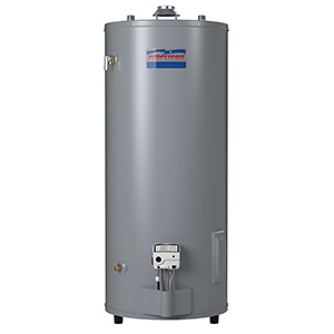 American 75 Gallon Commercial Gas Water Heater