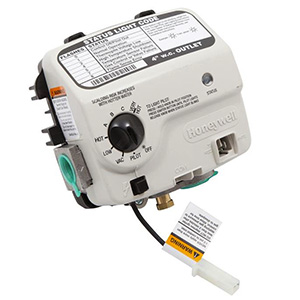 Honeywell Natural Gas Valve for Water Heaters